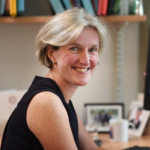 Ox Times profile piece on Helen McShane - new director of Oxford Biomedical Research Centre.